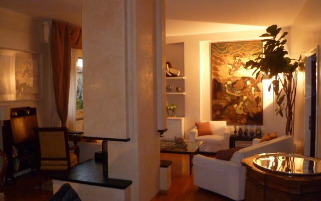 Milano adiac. Viale Monte Rosa, attico con terrazzo | Bolzonella.net